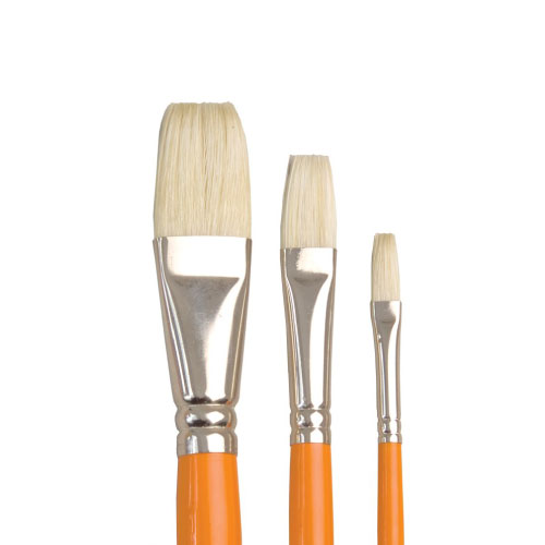 877 Interlocked Bright Brush