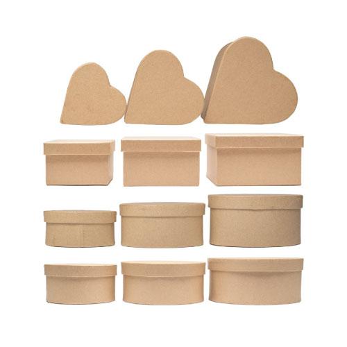 Cardboard Craft Boxes