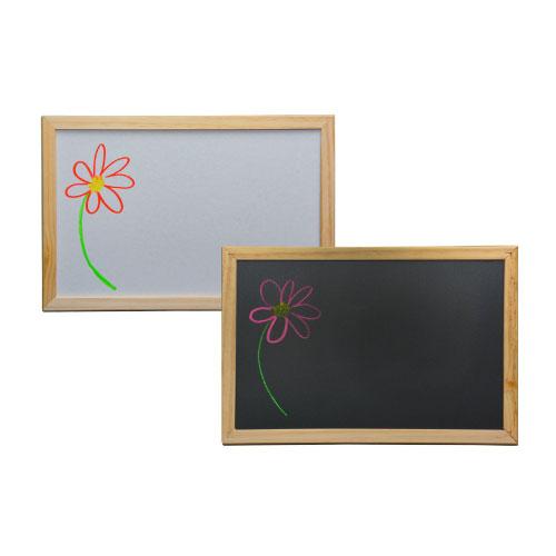 Combo Chalkboard/White Board