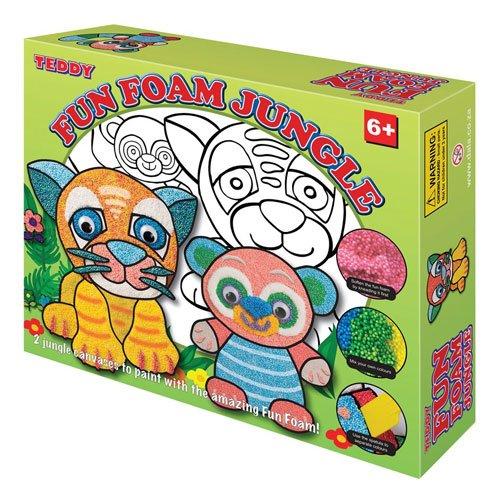 Fun Foam Box Kit- Jungle