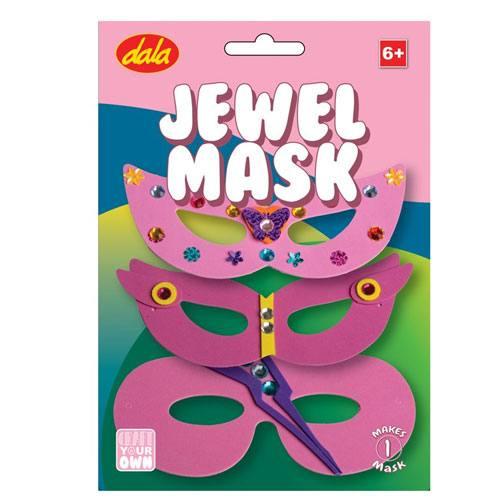 Jewel Mask – Girls