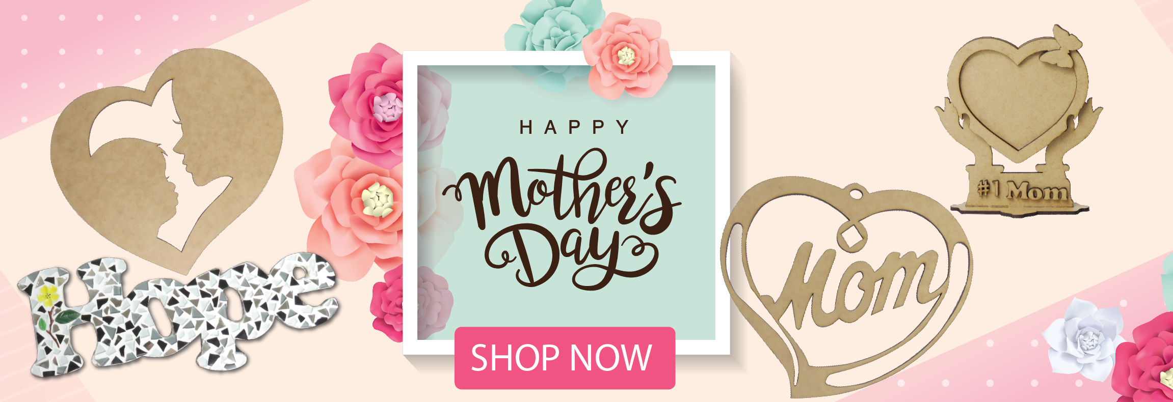 mothers day main banner